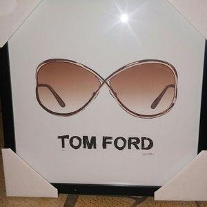 SUPREME FAIRCHILD PARIS WALL ART Tom Ford 54/100